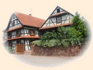 Location de gites avec jardin et chalets en Alsace, France avec ...
